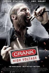 Crank 2: High Voltage (2009) คนคลั่ง ไฟแรงสูง ภาค 2