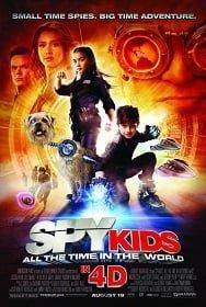 Spy Kids 4 ซุปเปอร์ทีมระเบิดพลังทะลุจอ