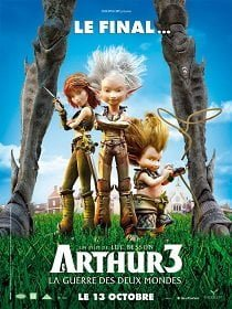 Arthur 3 The War Of The Two Worlds อาร์เธอร์ 3 ศึกสองพิภพมหัศจรรย์