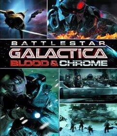 Battlestar Galactica: Blood & Chrome สงครามจักรกลถล่มจักรวาล