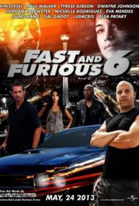 Fast and the Furious 6 (2013) เร็ว...แรงทะลุนรก 6