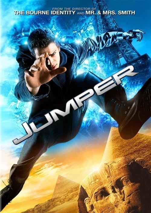 Jumper จัมพ์เปอร์ ฅนโดดกระชากมิติ