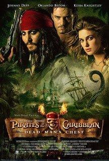 Pirates of the Caribbean 2: Dead Man's Chest ( 2006 ) สงครามปีศาจโจรสลัดสยองโลก ภาค 2