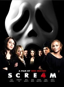 Scream สครีม ภาค 4 หวีดแหกกฏ