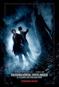 Sherlock Holmes 2 เชอร์ล็อค (2011) โฮล์มส์ 2 เกมพญายมเงามรณะ
