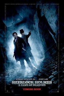 Sherlock Holmes A Game of Shadows (2011) เชอร์ล็อค โฮล์มส์ 2 เกมพญายมเงามรณะ