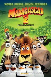Madagascar 2 (2008) มาดากัสการ์ 2