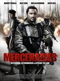 Mercenaries หน่วยจู่โจมคนมหาประลัย
