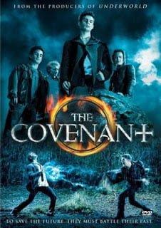 The Covenant สี่พลังมนต์ล้างโลก