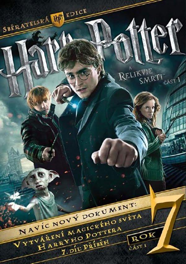 Harry Potter and the Deathly Hallows Part 1 แฮร์รี่ พอตเตอร์ กับ เครื่องรางยมฑูต 2010 ภาค 7.1