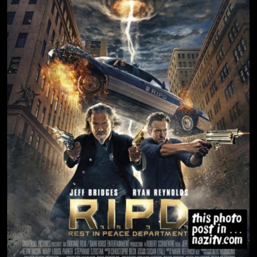 R.I.P.D. (2013) อาร์.ไอ.พี.ดี.หน่วยพิฆาตสยบวิญญาณ