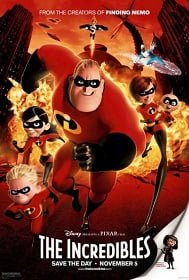 The Incredibles รวมเหล่ายอดคนพิทักษ์โลก