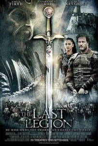 The Last Legion (2007) ตำนานดาบคิงอาเธอร์