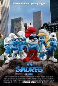 The Smurfs เดอะ สเมิร์ฟส์ [HD]