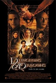 Dungeons & Dragons ศึกพ่อมดฝูงมังกรบิน