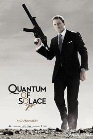 Quantum of Solace 007 พยัคฆ์ร้ายทวงแค้นระห่ำโลก 2008