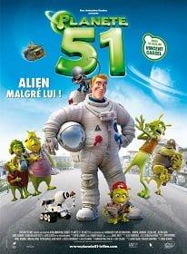 Planet 51 แพลนเน็ต 51 บุกโลกคนตัวเขียว