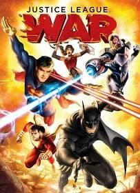 Justice League: War (2014) สงครามกำเนิด จัสติซ ลีก