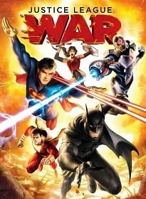 Justice League: War สงครามกำเนิด จัสติซ ลีก