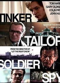 Tinker Tailor Soldier Spy ถอดรหัสสายลับพันหน้า