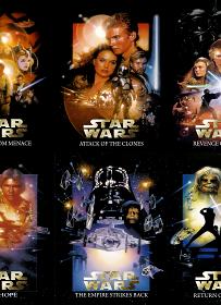 Star Wars The Complete Saga 1-6 สตาร์ วอร์ส เดอะ คอมพลีท ซาก้า ภาค 1-6