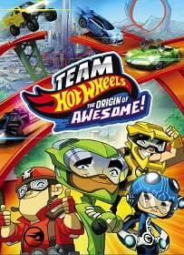 Team Hot Wheels: The Origin of Awesome! ขบวนการซิ่งมหากาฬ