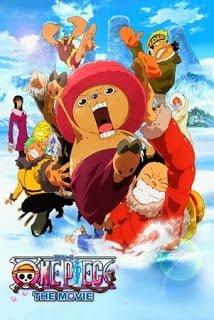 One Piece The Movie 9 ปาฏิหาริย์ดอกซากุระบานในฤดูหนาว