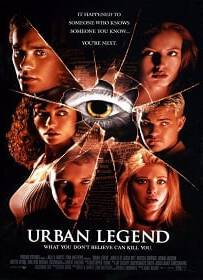 Urban Legendปลุกตำนานโหด มหาลัยสยอง (1998)