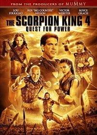 The Scorpion King: The Lost Throne เดอะ สกอร์เปี้ยน คิง 4: ศึกชิงอำนาจจอมราชันย์