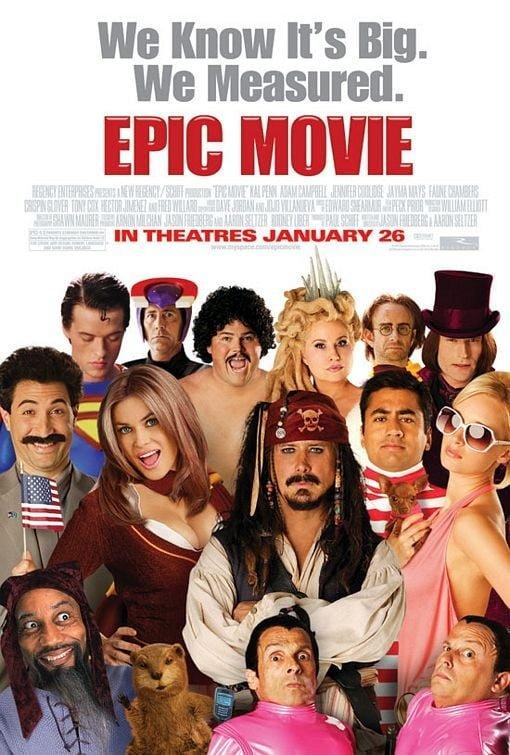Epic Movie-เอพิค-มูฟวี่-ยำหนังฮิต-สะกิดต่อมฮา