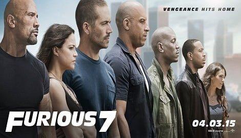 Fast and Furious 7 ฟาสต์แอนด์ฟิวเรียส เร็ว แรงทะลุนรก 7