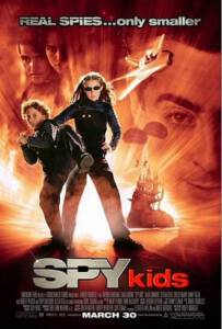 Spy Kids 1 พยัคฆ์จิ๋วไฮเทคผ่าโลก