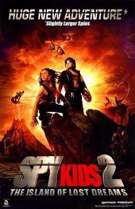 Spy Kids 2 พยัคฆ์ไฮเทคทะลุเกาะมหาประลัย