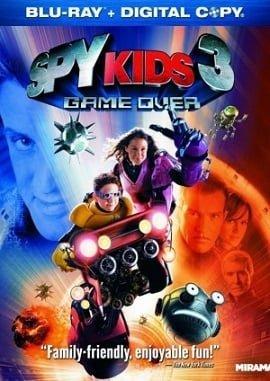 Spy kids 3 Game Over พยัคฆ์ไฮเทค