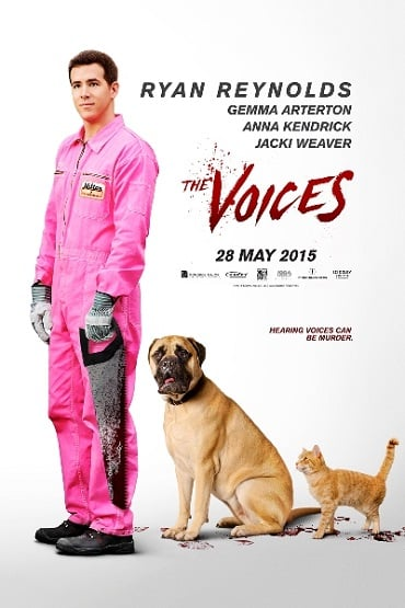 The Voices (2015) แผนจี๊ดๆ คิดได้ไง
