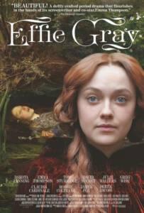 Effie Gray เอฟฟี่ เกรย์ ขีดชะตารักให้โลกรู้