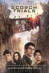 Maze Runner 2 The Scorch Trials (2015) สมรภูมิมอดไหม้