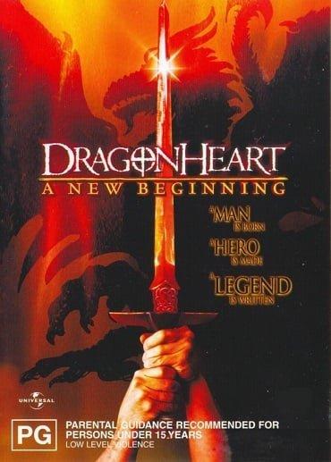 Dragonheart 2 A New Beginning ดรากอนฮาร์ท กำเนิดใหม่ศึกอภินิหารมังกรไฟ 2000