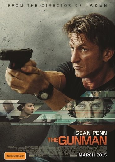The Gunman (2015) กันแมน คนเหี้ยมคืนสังเวียน