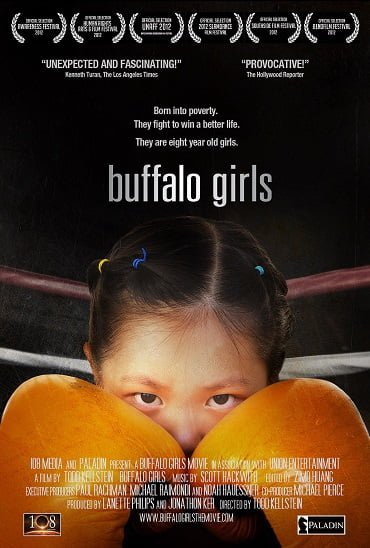 Buffalo Girls (2012)