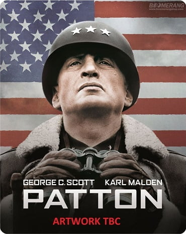 Patton นายพลกระดูกเหล็ก