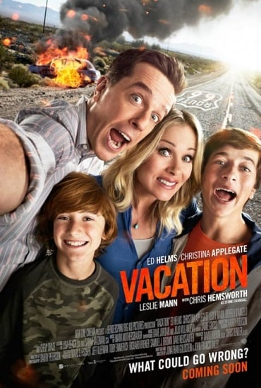 Vacation พักร้อนอลวน ครอบครัวอลเวง