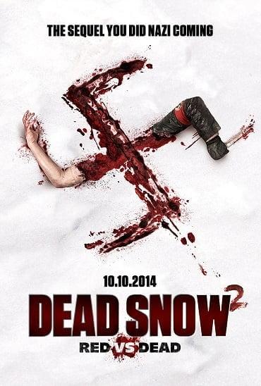 Dead Snow 2 Red vs. Dead ผีหิมะ กัดกระชากโหด 2