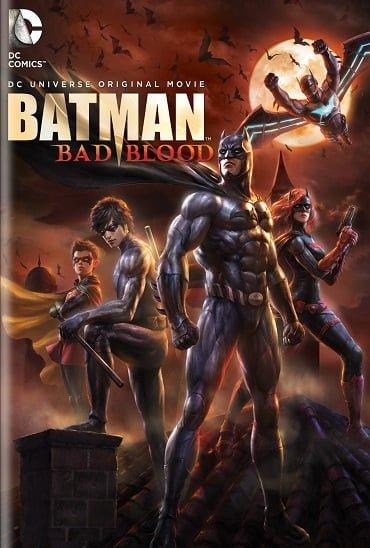 Batman Bad Blood (2016) แบทแมน สายเลือดแห่งรัตติกาล