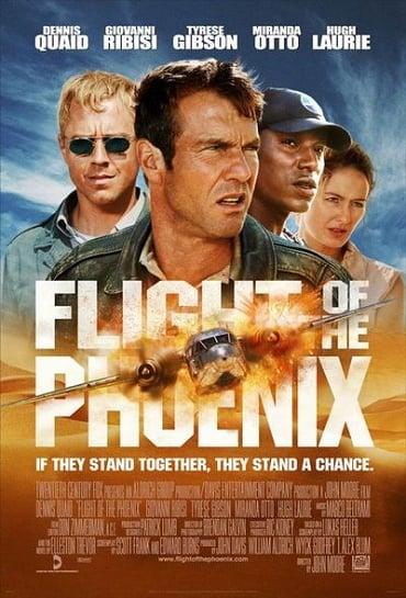Flight of the Phoenix เหินฟ้าแหวกวิกฤติระอุ