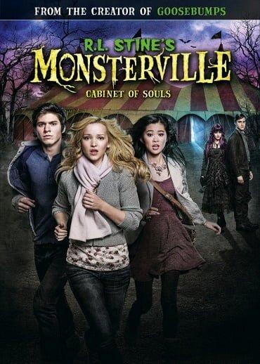 R.L. Stine s Monsterville : Cabinet Of Souls (2015) อาร์ แอล สไตน์ส เมือง