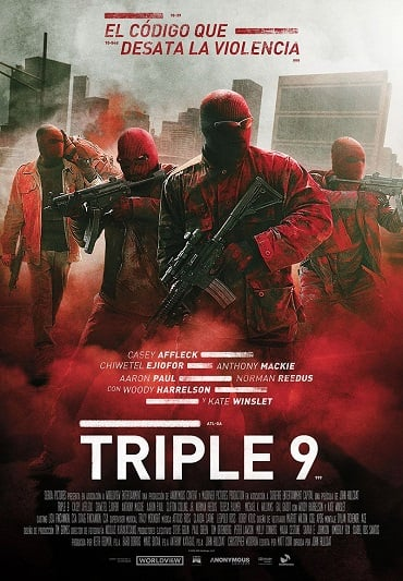 Triple 9 ยกขบวนปล้น 2016