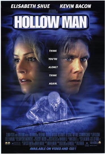 Hollow Man มนุษย์ไร้เงา 1 2000