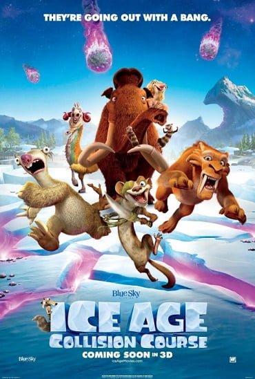 Ice Age 5 Collision Course (2016) ไอซ์ เอจ 5 เจาะยุคน้ําแข็งมหัศจรรย์