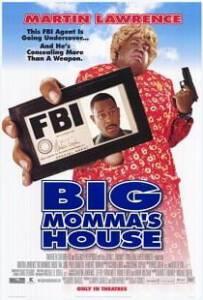 Big Momma's House (2000) เอฟบีไอพี่เลี้ยงต่อมหลุด 1